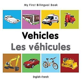 Min första tvåspråkiga bok - fordon - svenska-franska