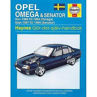 Opel Omega & sénateur (86-94)