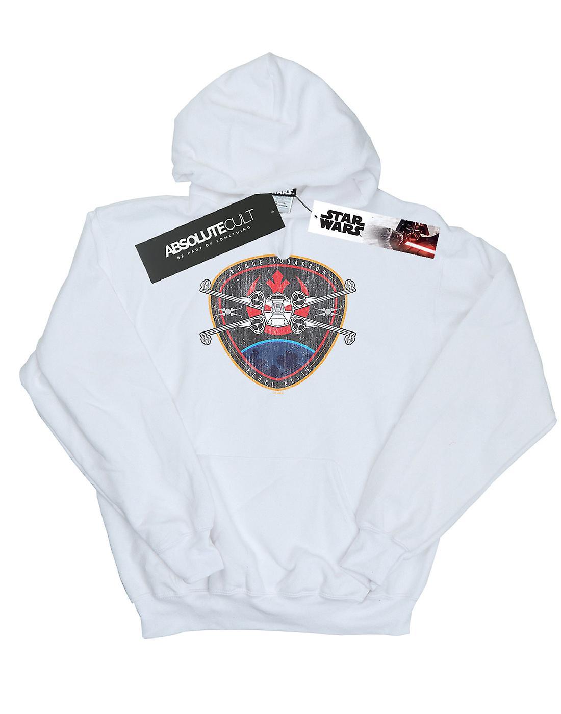Star Wars Boys Rebel Elite Badge Hoodie