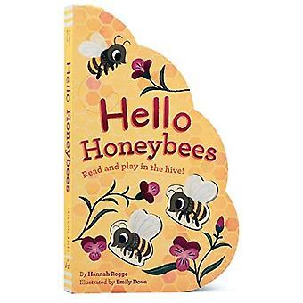 Hei mehiläisten: lukea ja play pesää! [Kuvakirja]
