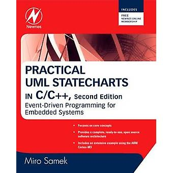 Practical UML Statecharts in CC EventDriven Programming for Embedded Systems by Samek & Miro