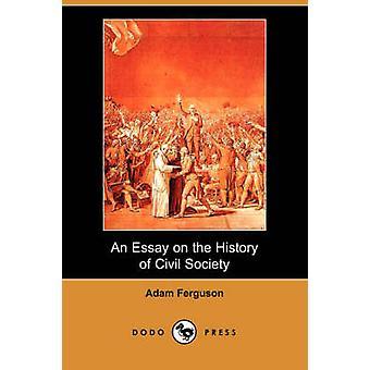 Een Essay over de geschiedenis van het maatschappelijk middenveld door Ferguson & Adam