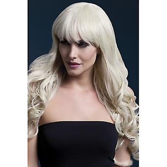 Febră Isabelle peruca Longhair peruca blonda