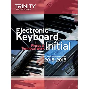 Electronic Keyboard Initial from 2015 - 9780857363718 Book