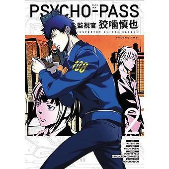 Psycho-pass - Inspector Shinya Kogami Volume 2 - Inspector Sinhya Kogam