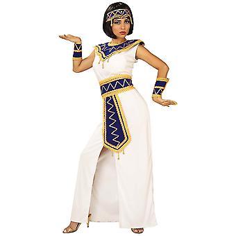 Prinsesse av pyramidene Kleopatra egyptiske dronning gudinnen gamle kvinner drakt