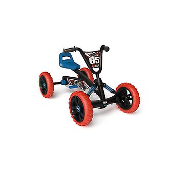 BERG Buzzy Nitro Pedal Go Kart Orange and Blue