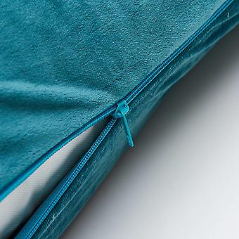 Snipe case Oceangreen Velour for Body pillow Eleonora U-shape