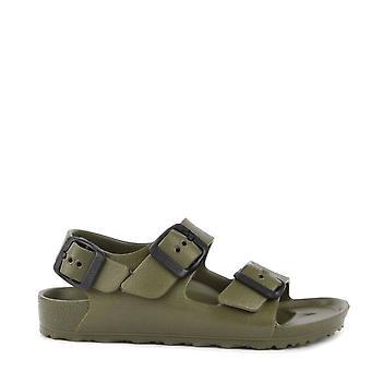 Birkenstock Kinder Sandale Milano Khaki Eva