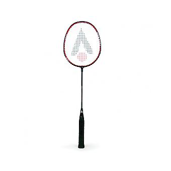 Karakal CB-4 Badminton Racket 95 Grams Frame Weight Carbon Steel Wooden Handle