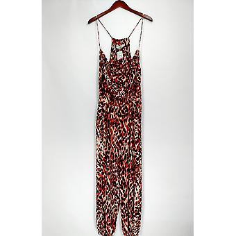 Thaaphloraupler Jumpsuits Animal Printed Skinny Leg Brown Thaaphloraupler Jumpsuits Animal Printed Skinny Leg Brown Thaaphloraupler Jumpsuits Animal Printed Skinny Leg Brown Thaa