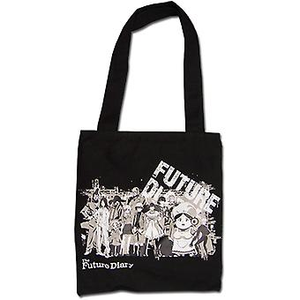 Tote Bag - Future Diary - New Diary Holders Toys Anime Licensed ge11736