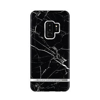 Richmond & Finch shells for Samsung Galaxy S9 Plus-Black Marble