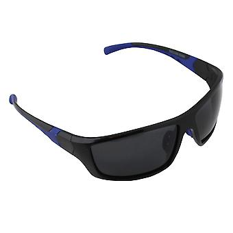Men's sunglasses and Sunglasses Women's Polaroid Sport - Blue/Black with free brillenkokerS366_3