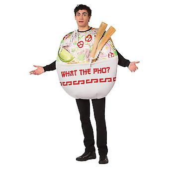 Pho Noodle Adult Costume
