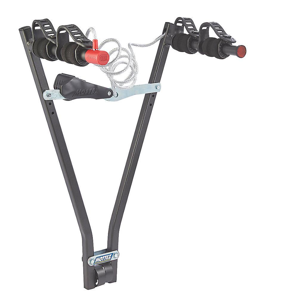 Mottez - Fietsendrager trekhaak compact (2 fietsen)