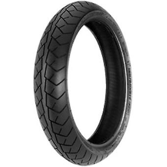 Motorcycle Tyres Bridgestone BT020 F ( 110/80 ZR19 TL (59W) Front wheel )