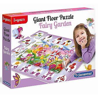 Clementoni Giant Floor Puzzle Fairy Garden