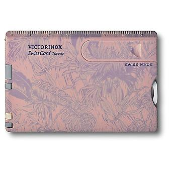 Victorinox voorjaar Spirit-SwissCard manicure tools-Swiss Card Special Edition