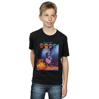 Disney Boys Coco Miguel Playing Guitar T-Shirt