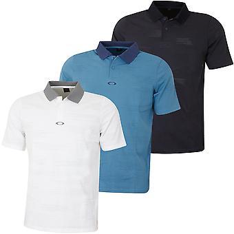 Oakley Mens Balata Prestaties ademende Golf Polo Shirt