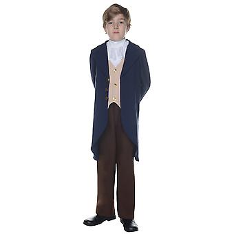 Thomas Jefferson US President Founding Father Colonial Victorian Boys Costume