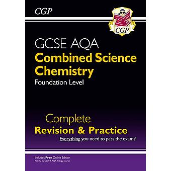 New 91 GCSE Combined Science Chemistry AQA Foundation Comp