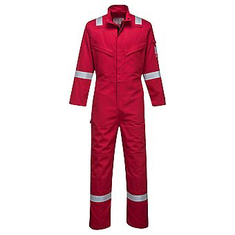 Portwest - Bizflame Ultra Flame Resist Light Weight Anti-Static Coverall 280g