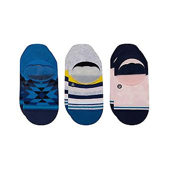 Stance Avalon 3 Pack No Show Socken in Multi