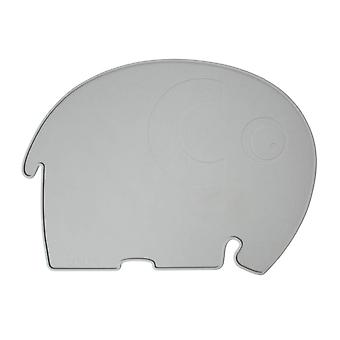 Sebra - silicone placemat - fanto the elephant - elephant grey