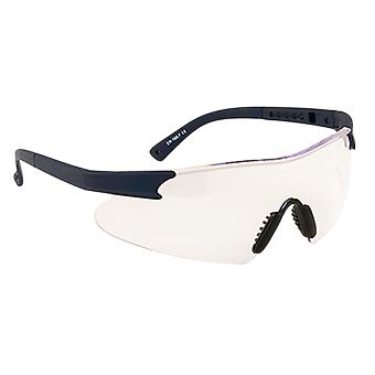 Portwest curvo arbejdstøj sikkerhedsbriller briller pw17