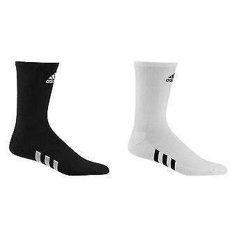 Adidas Mens Golf Crew Socks (Pack Of 3)
