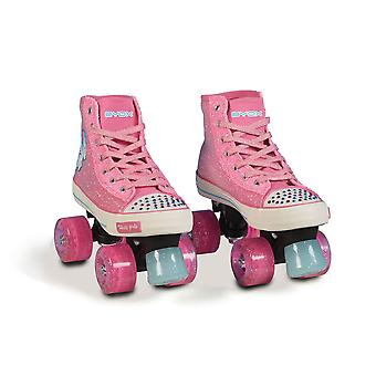 Byox Roller skates Alicorn, ABEC-5, Glitter Stones, PU Wheels, Various Sizes