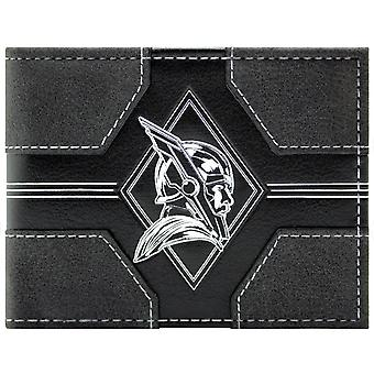 Marvel Thor Ragnarock Suit Up Symbol ID & Card Bi-Fold Wallet