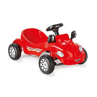 Pilsan Happy Herby Pedal Operated Car Red