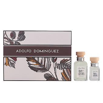 Adolfo Dominguez Agua Fresca Set 3 Pz For Men