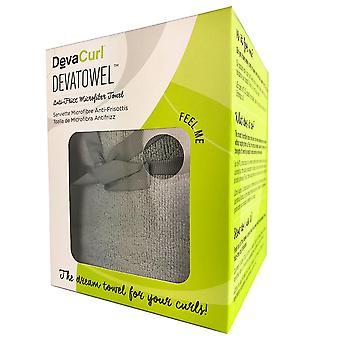 Devacurl devatowel anti-frizz microfiber hair towel