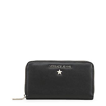 Versace Jeans Original Women Fall/Winter Wallet - Black Color 32331
