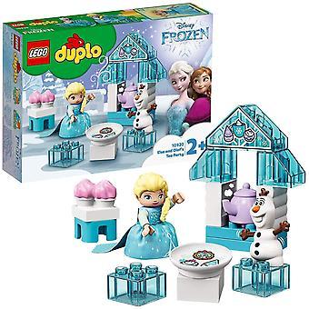 LEGO DUPLO Frozen - Elsa and Olof's Tea Party