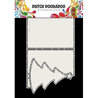 Dutch Doobadoo Card art Christmas tree A4 470.713.723