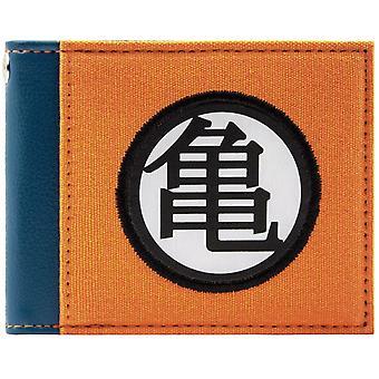 Toei Dragonball Z symboli ID & kortti kaksoistaitos lompakko