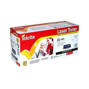 Inkrite Laser Toner Cartridge compatibel met broer TN2000 Black