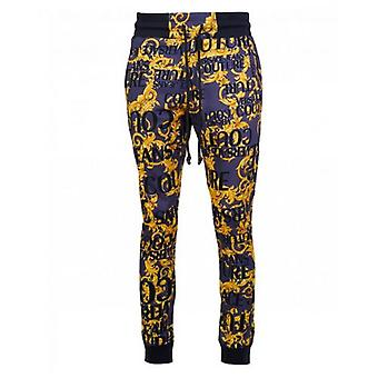 Versace Jeans Couture Baroque Print Joggers