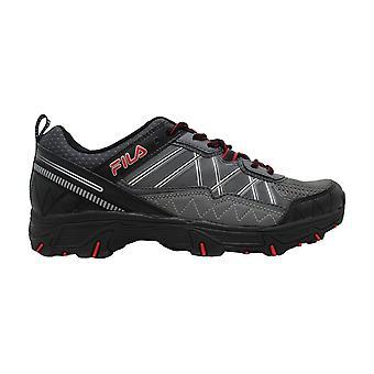 Fila Mens At Peake 20 Low Top Lace Up Running Sneaker