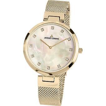 Jacques Lemans - Wristwatch - Ladies - Milano - Classic - 1-2001D