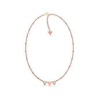 Guess Women's Necklace UBN79008