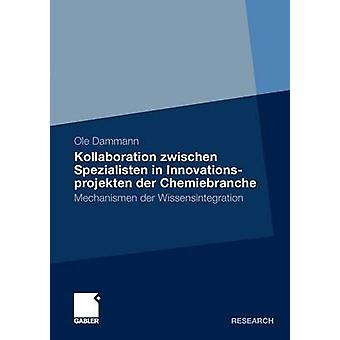 Kollaboration Zwischen Spezialisten in Innovationsprojekten Der Chemiebranche Mechanismen Der Wissensintegration by Dammann & Ole