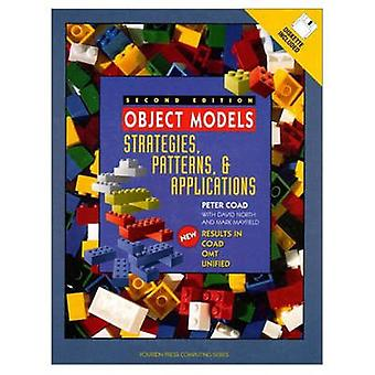 Object Models Strategies Patterns and Applications by Coad & Peter
