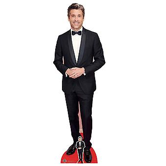 Patrick Dempsey Red Carpet Style Lifesize Cardboard Cutout / Standee