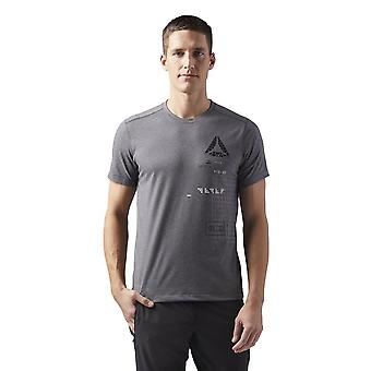 Reebok Speedwick Graphic CF3744 fitness été hommes t-shirt